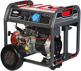 Бензиновый генератор Briggs&Stratton Elite 7500EA в Кемерово